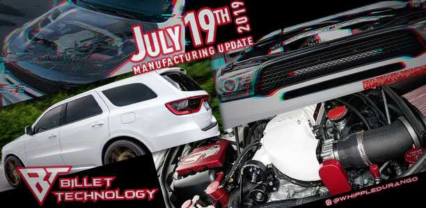 Manufacturing Update July 19, 2019