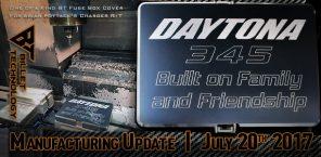 Manufacturing Update July 20th 2017
