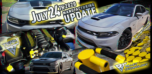 Manufacturing Update July 24, 2020