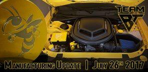 Manufacturing Update July 26, 2017