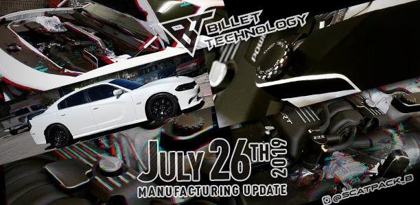 Manufacturing Update July 26, 2019