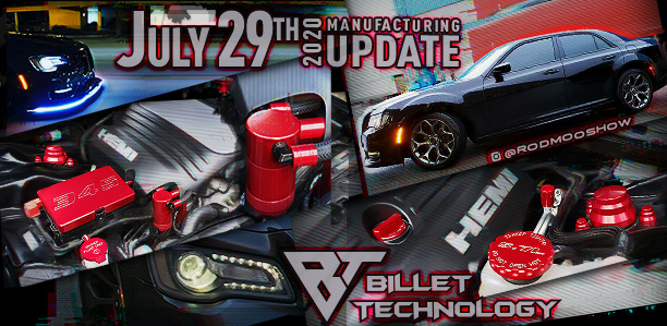 Manufacturing Update July 29, 2020
