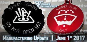 Manufacturing Update June 1st 2017