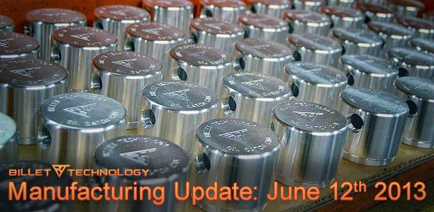 Manufacturing Update June 12th, 2013