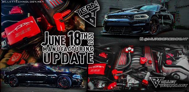 Manufacturing Update June 18, 2021