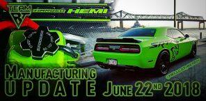 Manufacturing Update June 22nd, 2018