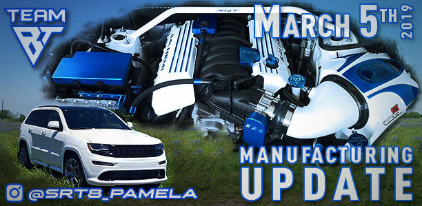 Manufacturing Update March 5, 2019