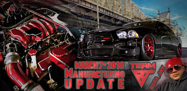 Manufacturing Update March 7th 2018