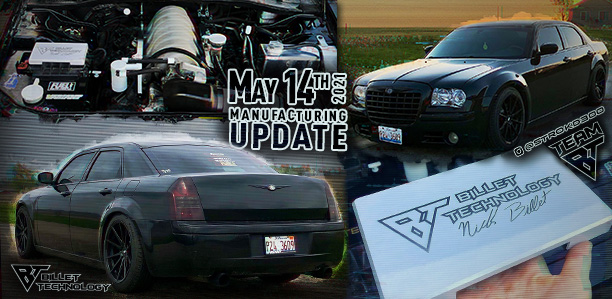 Manufacturing Update May 14, 2021
