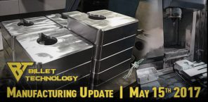 Manufacturing Update May 15, 2017
