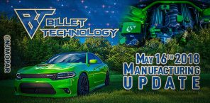 Manufacturing Update May 16th, 2018