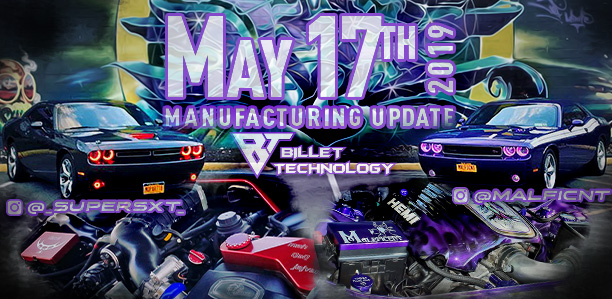 Manufacturing Update May 17, 2019