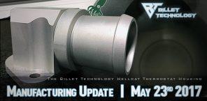 Manufacturing Update March 23rd 2017