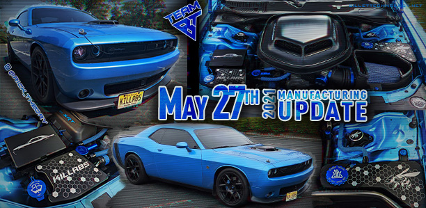 Manufacturing Update May 27, 2021