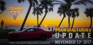 Manufacturing Update November 13, 2017