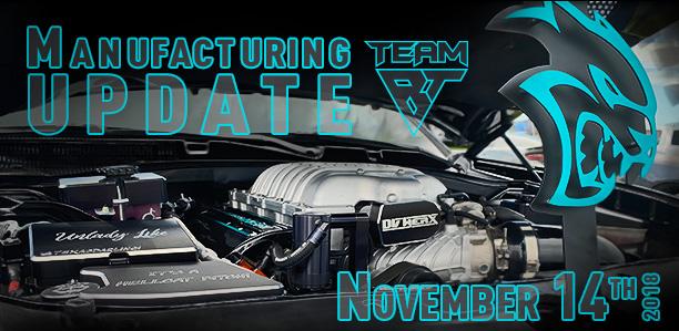 Manufacturing Update November 14, 2018