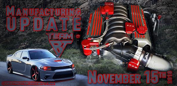 Manufacturing Update November 15, 2018