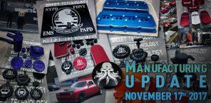 Manufacturing Update November 17, 2017