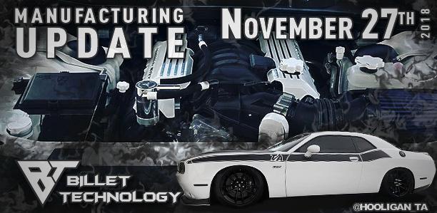 Manufacturing Update November 27, 2018