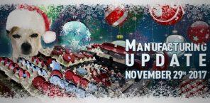 Manufacturing Update November 29th 2017