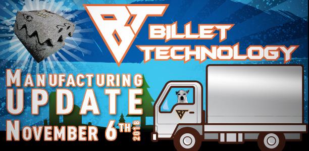 Manufacturing Update November 6, 2018