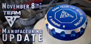 Manufacturing Update November 8, 2018
