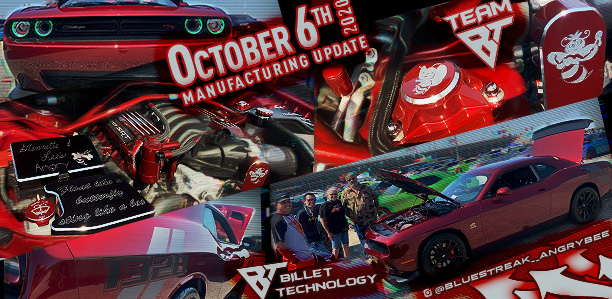 Manufacturing Update October 6, 2020