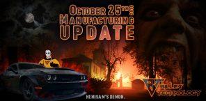 Manufacturing Update October 25, 2018