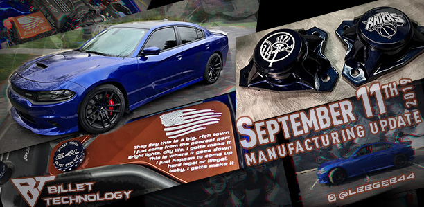 Manufacturing Update September 11, 2019