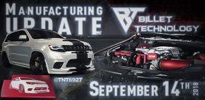 Manufacturing Update September 14, 2018