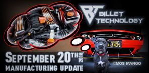 Manufacturing Update September 20, 2018