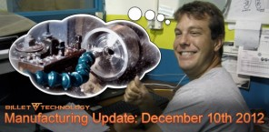 Manufacturing Update December 10th, 2012