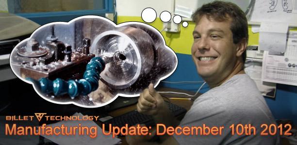 Manufacturing Update December 10th, 2012