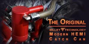 Billet Technology's Original Catch Cans