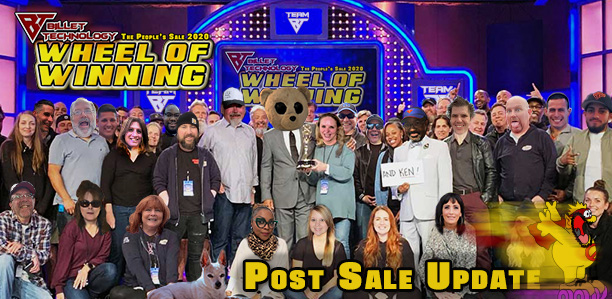 Post Sale Update 2020