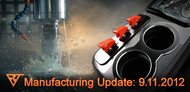 BT Manufacturing Update Sept 11th 2012