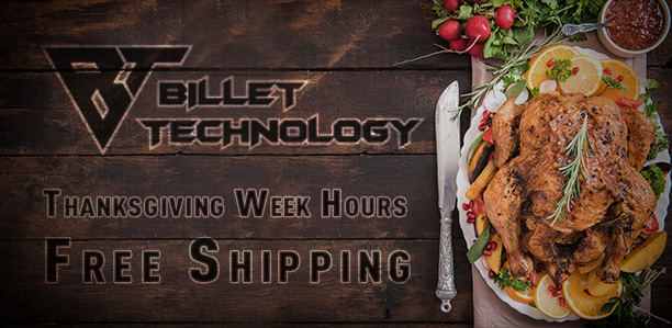 Thanksgiving Week Hours and Free Shipping