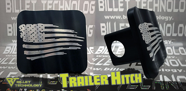 Billet Technology's Trailer Hitch Plug