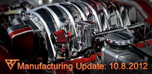 BT Manufacturing Update October 8 2012